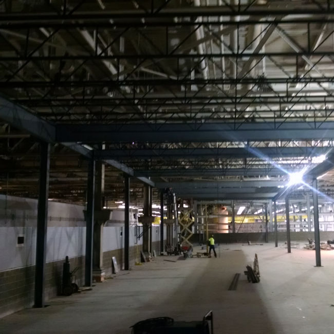 General Contractor Commercial Building Construction