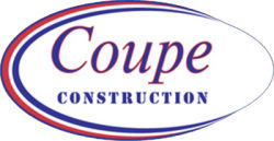 Coupe Construction | Louisville, KY Logo